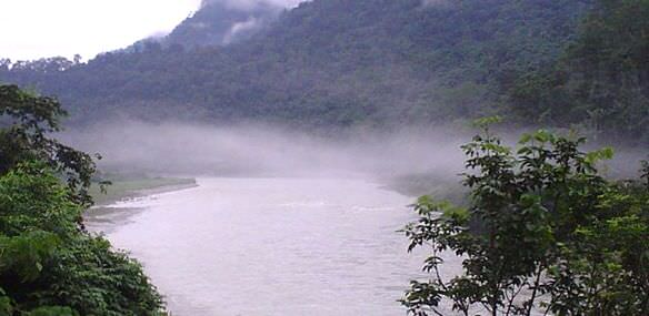River Teesta - Disappearing into Development